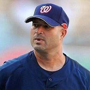 Age Of Manny Acta biography