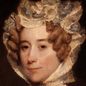 Louisa Adams bio