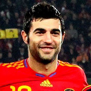 Age Of Raul Albiol biography