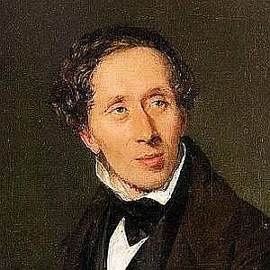 Age Of Hans Christian Andersen biography