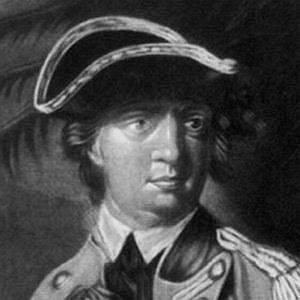 Age Of Benedict Arnold biography