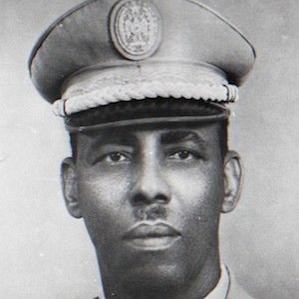 Siad Barre bio