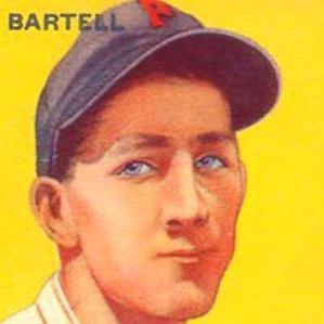 Dick Bartell bio