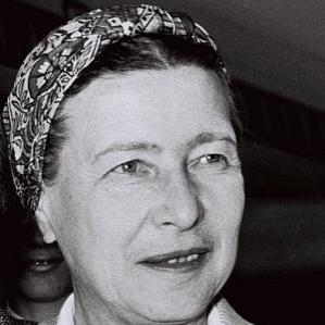 Simone de Beauvoir bio