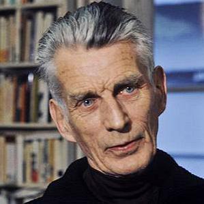 Samuel Beckett bio