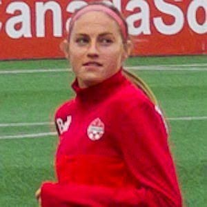 Age Of Janine Beckie biography