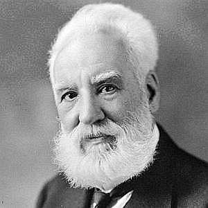 Age Of Alexander Graham Bell biography