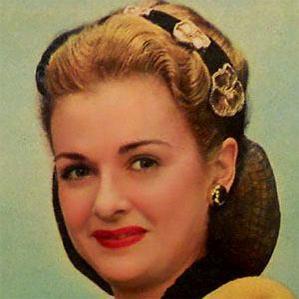 Joan Bennett bio