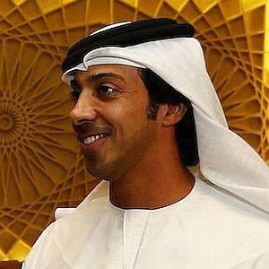 Age Of Mansour bin Zayed biography