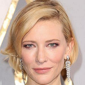 Age Of Cate Blanchett biography