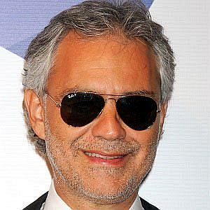 Age Of Andrea Bocelli biography