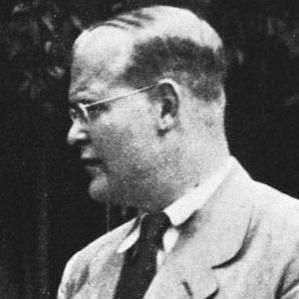 Dietrich Bonhoeffer bio