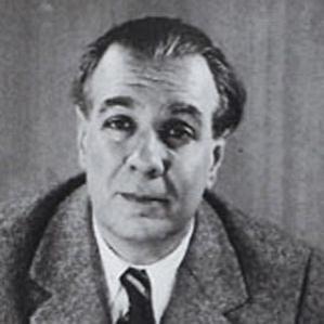 Jorge Luis Borges bio