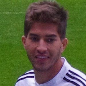 Age Of Lucas Silva Borges biography