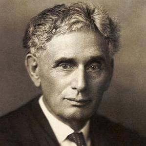 Louis Brandeis bio