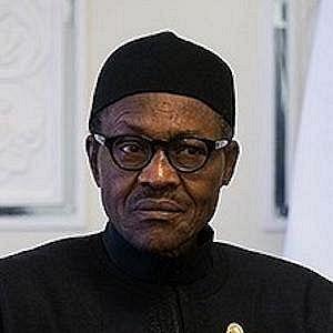Age Of Muhammadu Buhari biography