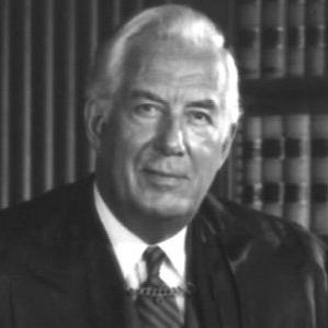 Warren E. Burger bio