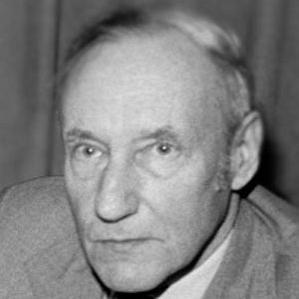 William S. Burroughs bio