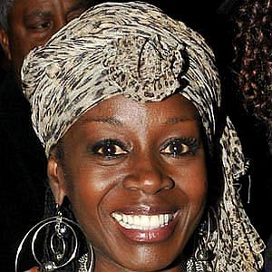 Age Of Akosua Busia biography