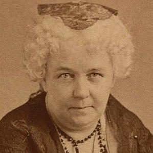 Elizabeth Cady Stanton bio