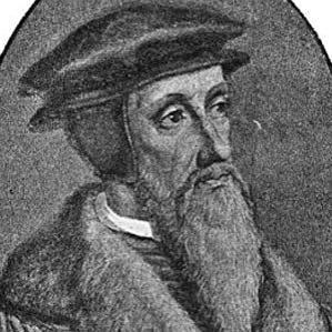 John Calvin bio