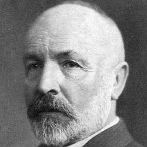 Georg Cantor bio