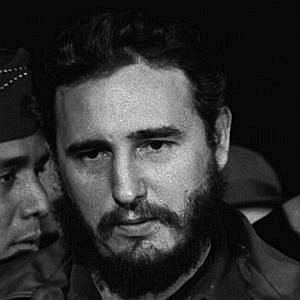 Age Of Fidel Castro biography