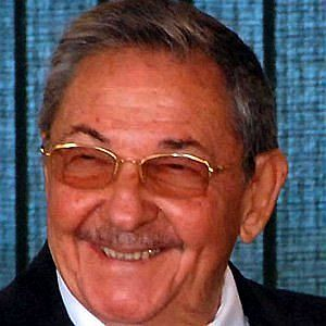 Age Of Raul Castro biography