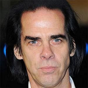 Age Of Nick Cave biography