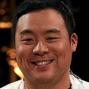 Age Of David Chang biography