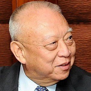 Age Of Tung Chee-hwa biography