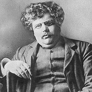 GK Chesterton bio