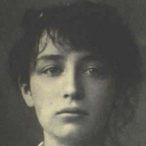 Camille Claudel bio