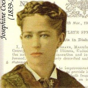 Josephine Cochrane bio