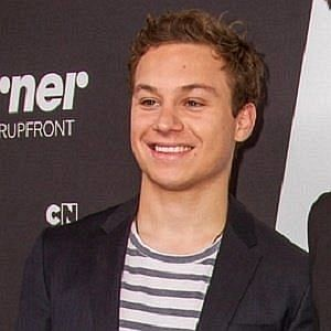 Age Of Finn Cole biography