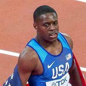 Age Of Christian Coleman biography