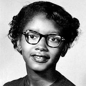 Age Of Claudette Colvin biography