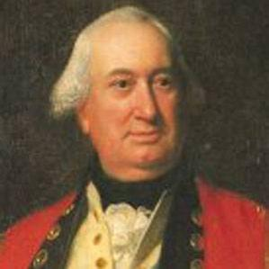 Charles Cornwallis bio