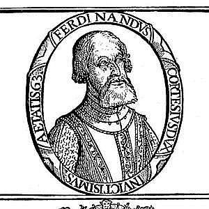 Age Of Hernando Cortes biography