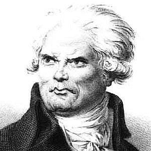 Age Of Georges Danton biography