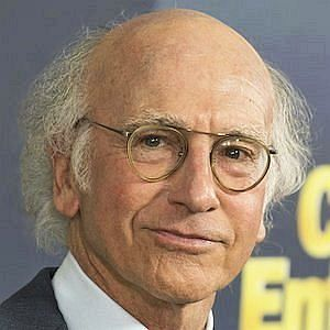 Age Of Larry David biography