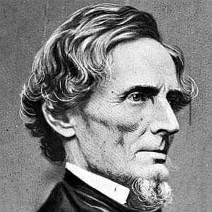 Age Of Jefferson Davis biography