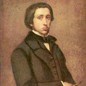 Edgar Degas bio