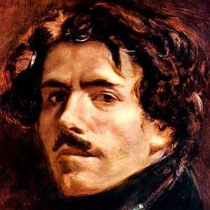 Eugene Delacroix bio