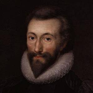 John Donne bio