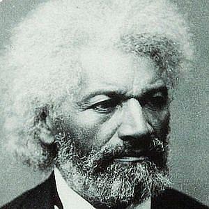 Age Of Frederick Douglass biography