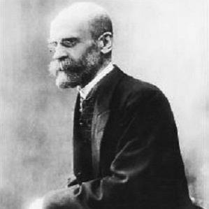 Emile Durkheim bio