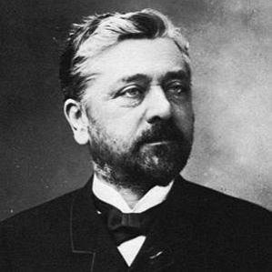 Gustave Eiffel bio