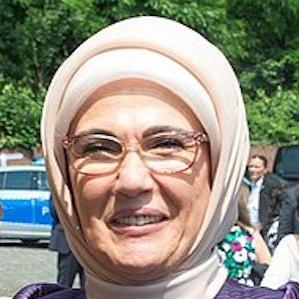 Age Of Emine Erdogan biography
