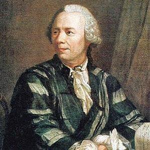 Leonhard Euler bio